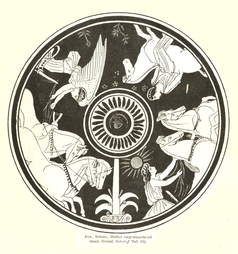 Greek Goddess Eos Symbol Choice Image Meaning Of This Symbol