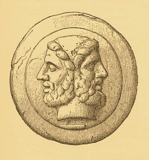 Head of Janus