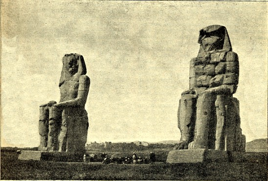 Colossi of Amenhotep III