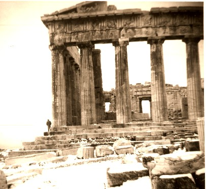Parthenon at Athens